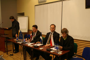 Tarptautinėje konferencijoje tautinių mažumų švietimo klausimais