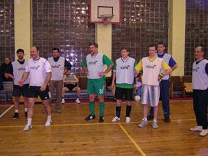 Tradicinis futbolo turnyras - laimėjome 3-ą vietą!