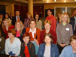 Socialinių darbuotojų seminaras