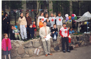 Raudonojo Kryžiaus jaunimas