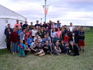 Vilties vasaros stovykloje