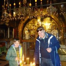 Jeruzalė Dievo kapo bažnyčia