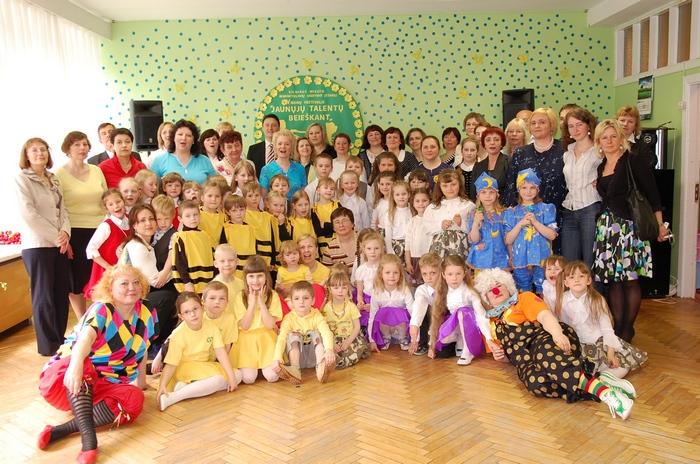 Menų festivalyje jaunųjų talentų beieškant