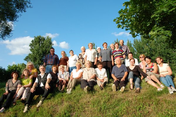 Naujininkų bendruomenės piknikas
