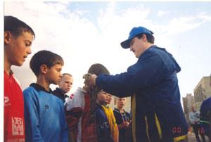 N.Vilnios olimpiada 2000m.